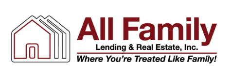 All Family Lending & Real Estate Logo