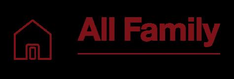 All Family Lending & Real Estate Logo